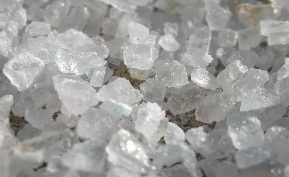 Salz mit einem PH-Wert, das dem menschlichen Blut am ehesten entspricht